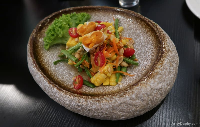delicious Thai food from The Arch Restauarnt & Bar