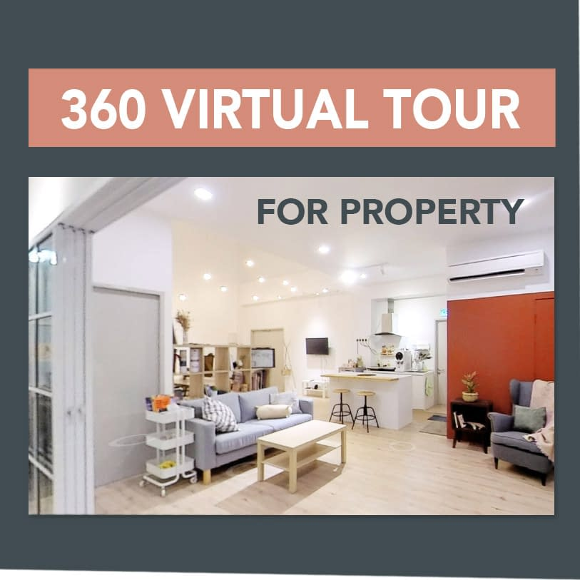virtual tour property marketing kuching sarawak